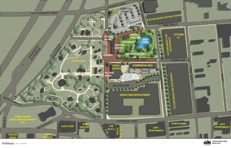 1720_Dallas Heritage Village - NEW PLAN OVERALL w title