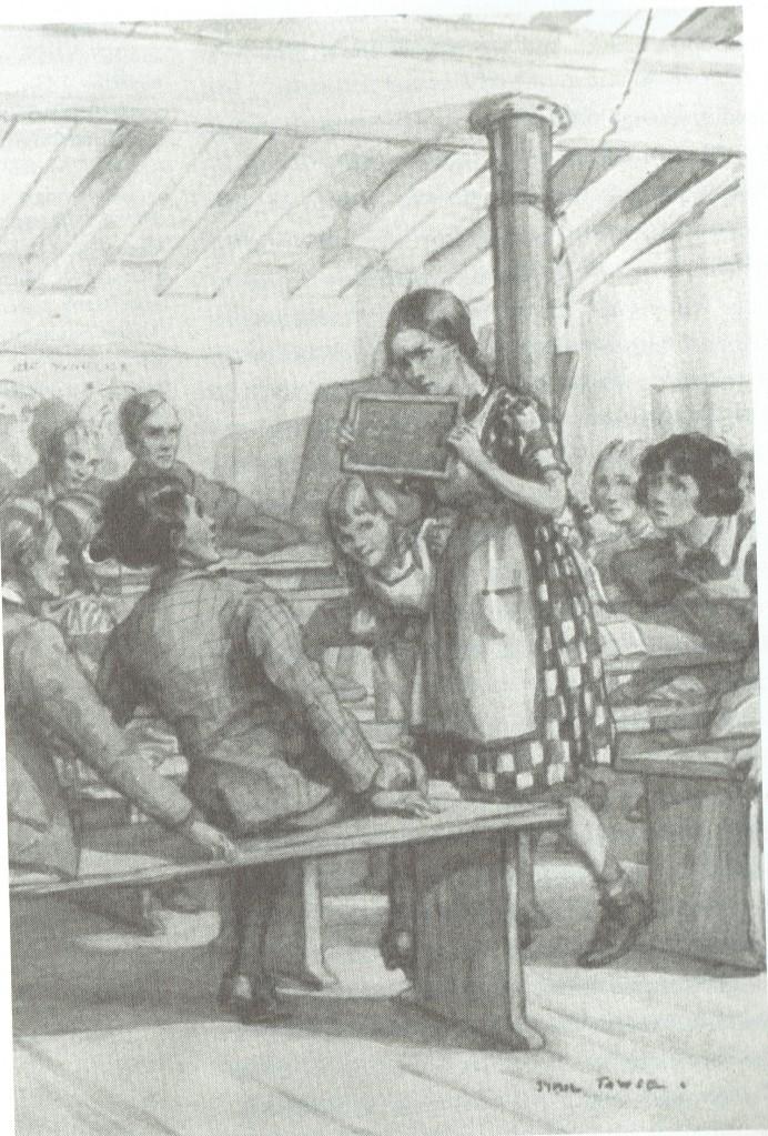 Illustration by Sybil Tawse (1933)